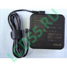Блок питания Asus 19V 4.74A 4.5x3.0 3pin mini (Zenbook B53V, BX51V, B43V, PU500, U500V, UX51) original