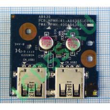 Плата USB HP Pavilion DV6-6000 (HPMH-41-AB630S-C0G) б/у