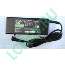 Блок питания Sony Vaio VGP-AC19V11 19.5V 4.74A 90W 6,5x4,4