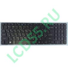 Клавиатура Acer Aspire E5-522, E5-573, V3-574, E5-722, F5-572 (AEZRTG0210) с подсветкой