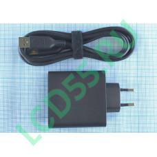 Блок питания Lenovo Yoga 4 20V 3.25A 5V 2A 65W USB Штекер, Original