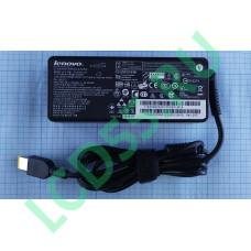 Блок питания Lenovo 20V 4.5A 90W прямоугольный штекер HiCopy