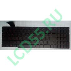 Клавиатура Asus GL552V с подсветкой