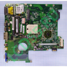 Неисправная материнская плата Acer Aspire 4520 DA0ZO3MB6E0