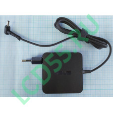 Блок питания Asus 19V 3.42A 65W 4.0x1.35 с вилкой Original