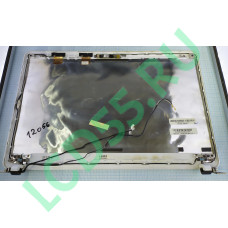 Крышка матрицы Sony Vaio SVF152 SVF153 в комплекте с петлями белая б/у