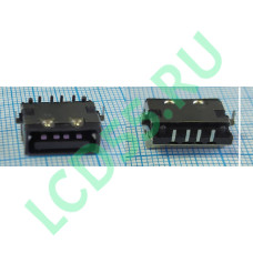 Разъем USB 2.0 J014