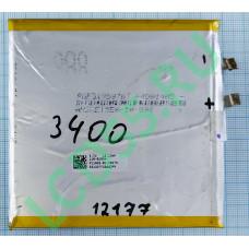 Аккумулятор 319297 3,7 Li-ion 3.7V 3400mAh