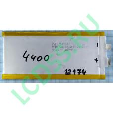 Аккумулятор 6353115 3,7 LiPo 3.7V 4400mAh