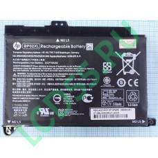 Аккумулятор HP 15-AU, 15-AW BP02XL 7.7V 5150mAh Original