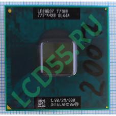 Intel Core 2 Duo T7100 (2M Cache, 1.80 GHz, 800 MHz FSB) (SLA4A) PBGA479, PPGA478