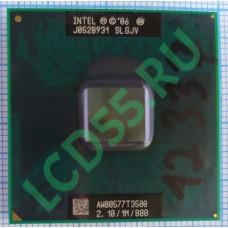 Intel Mobile Celeron Dual-Core T3500 SLGJV 2.1 GHz