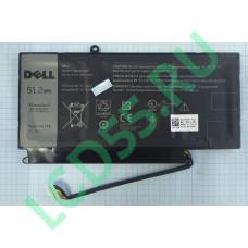 Аккумулятор Dell Vostro 5460, 5470, 5560, 5570 VH748 11.1V 4240mAh Original
