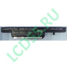 Аккумулятор DNS, DEXP C4500BAT-6, C4500 11.1V 5200mAh Original