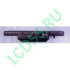 Аккумулятор для DNS, Dexp, Clevo W650, W650BAT-6 11.1V 4400MAh original