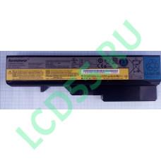 Аккумулятор Lenovo G460, G560, G570, V570 L09C6Y02 10.8V 4400mAh original