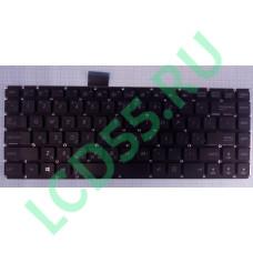 Клавиатура Asus F402, X402 черная