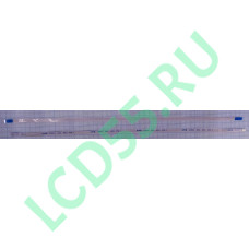 Шлейф FFC FPC 0.5mm 6pin 250mm A-A