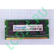 4GB Snoamoo PC-12800 1600MHz PC3L