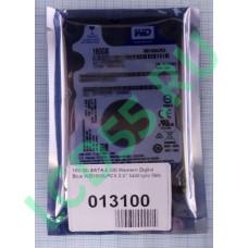 """160 Gb SATA-II 300 Western Digital Blue WD1600LPCX 2.5"""" 5400 rpm 8Mb"""