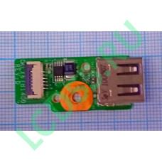 Плата USB HP Pavilion DV6-3000 (DALX6TB4D0) б/у