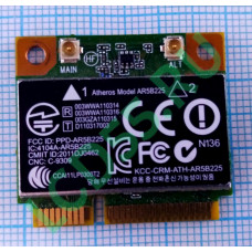 Модуль Wi-Fi Atheros AR5B225 mini для HP B/G/N MiniPCIEx