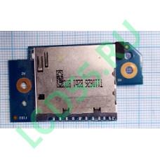 Плата Card Reader HP Pavilion DV7-6000 (HPMH-40GAB6309-D100) б/у