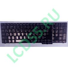 Клавиатура Acer Aspire 9300, 9400, 9500, Machines E528 (черная) с разбора