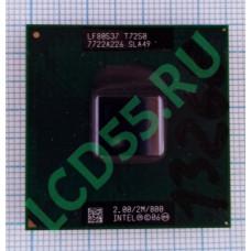 Intel Core 2 Duo Mobile T7250 SLA49 2.0 GHz