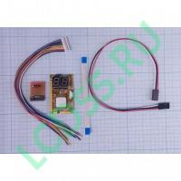POST card Mini PCI-Ex ELPC I2C