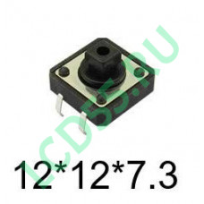 Кнопка 12x12x7.3