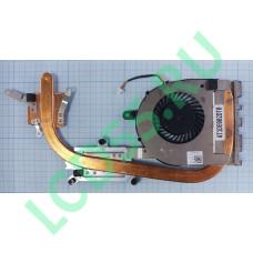 Радиатор в сборе с вентилятором Dell 5555 5455 с разбора